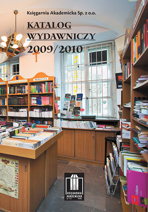 Katalog Wydawnictwa Księgarnia Akademicka 2009/2010